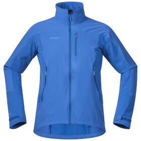 Bergans M's Torfinnstind Jacket Athens Blue/Light Winter Sky
